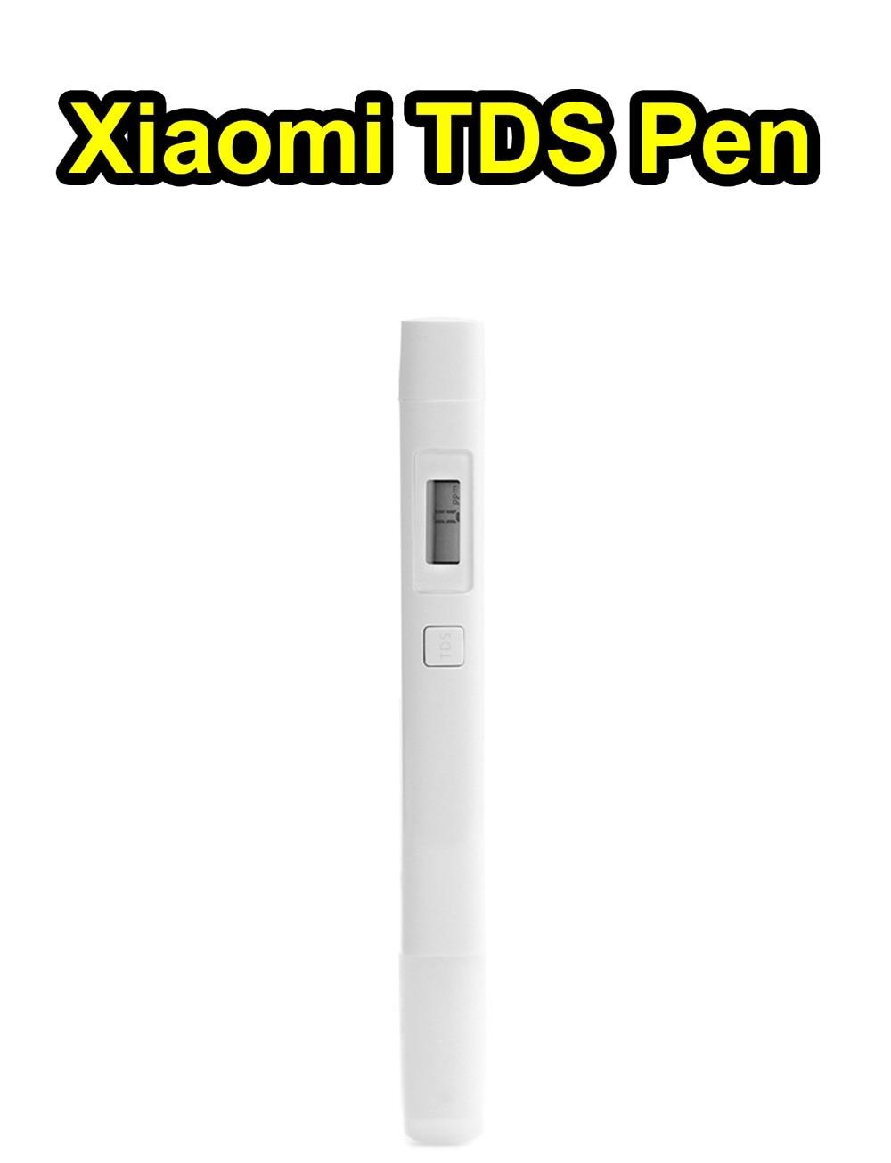 Testeur de compteur Xiao mi mi Jia mi TDS détection Portable pureté de l'eau Test de qualité de mesure professionnel testeur de TDS-3 PH EC