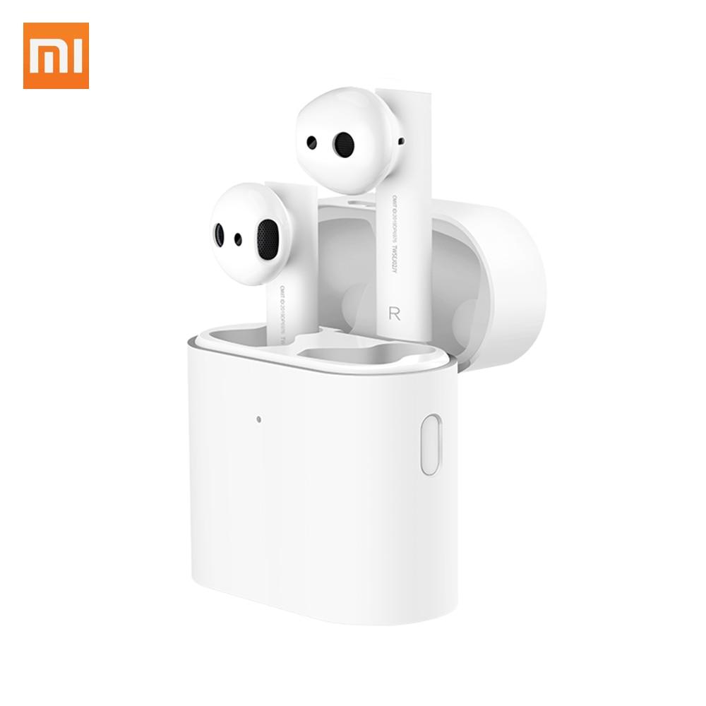 Nouveau Xiaomi Air 2 TWS sans fil BT 5.0 écouteurs Xiaomi Airdots Pro 2 casque sans fil LHDC double micro Pause automatique contrôle du robinet
