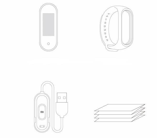 Xiao mi mi bande 4 Original 2019 plus récent musique Smart mi bande 4 Bracelet fréquence cardiaque Fitness 135mAh couleur écran Bluetooth 5.0