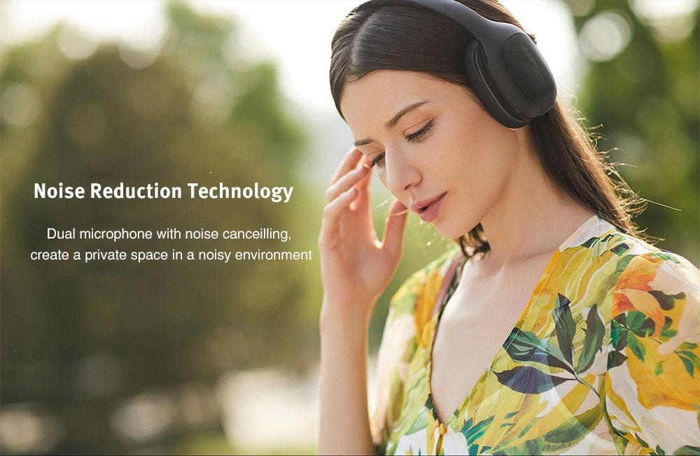 Casque sans fil d'origine xiaomi Bluetooth version 4.1 casque Bluetooth jeu d'ordinateur casque de jeu mobile haute reconnaissance