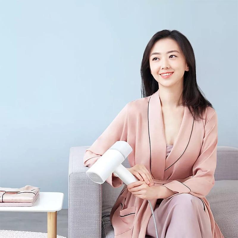Xiaomi Mijia Zanjia vêtement vapeur fer Portable appareils de repassage Mini électrique vêtements nettoyant céramique glaçure