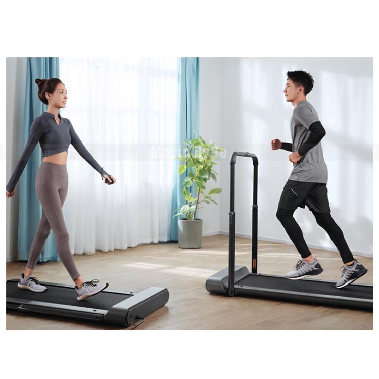 Xiaomi WalkingPad R1 2 en 1 pliant course tapis de marche Fitness tapis de course avec main courante extérieur/intérieur