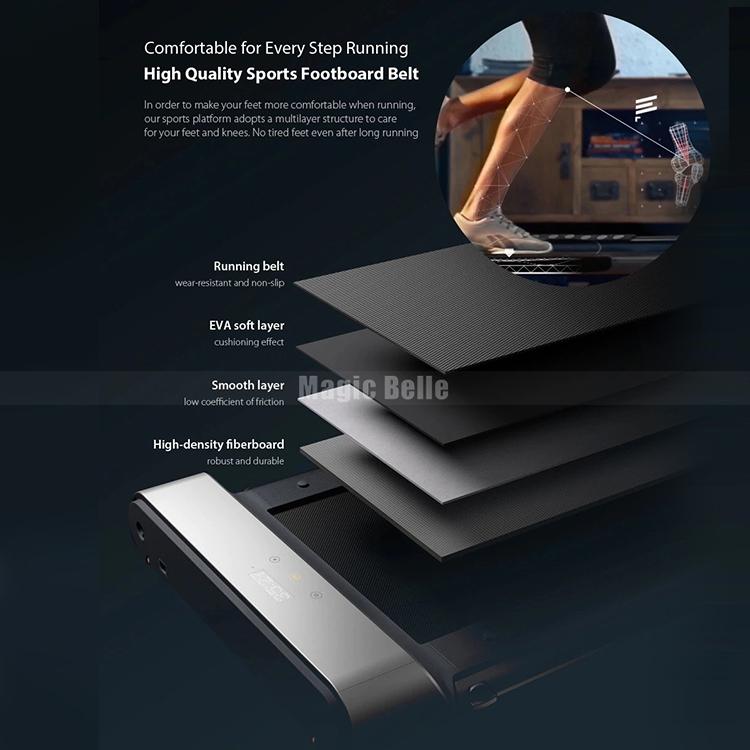 Xiaomi WalkingPad R1 tapis roulant pliant Machine en cours d'exécution usage domestique minceur
